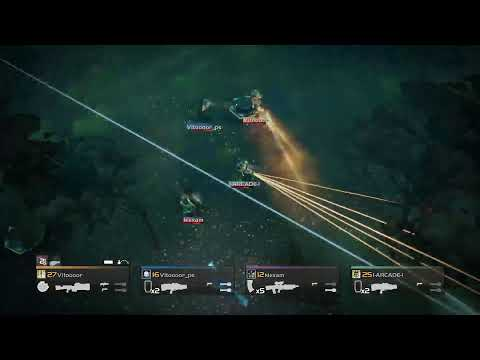 More Multiplayer HELLDIVERS: DIVE HARDER |
