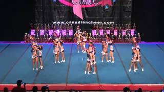Cheer for the Cure 2013 - SJ1 - PCT Cobras - Poison