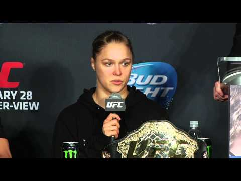UFC 184: Post-fight Press Conference Highlights