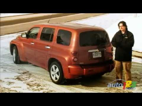 2006 Chevrolet Hhr Review By Auto123 Com Youtube