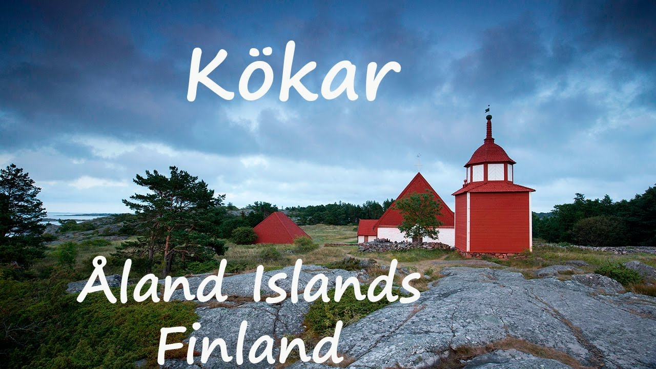 Baltic Sailing 5 Kokar In Aland Archipelago Finland Youtube