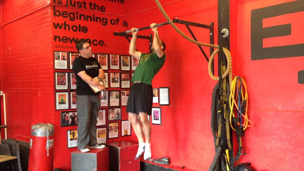 Simple, Not Easy: How to Increase Your Pull-Ups — ALEX TANSKEY