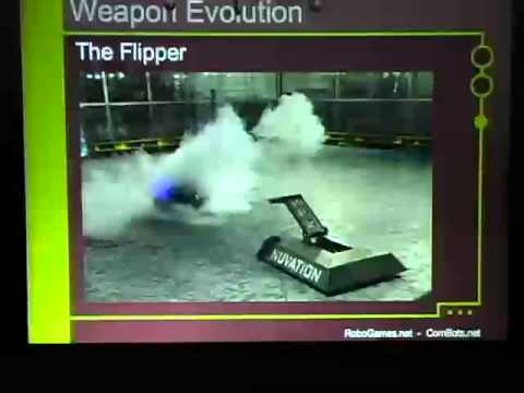 HOPE Number Nine (2012): Combat Robots Then and Now
