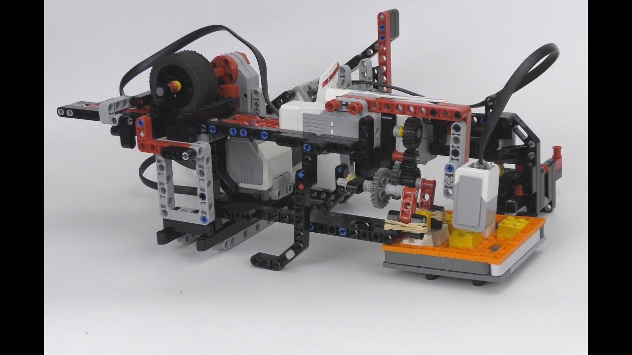 Lego Mindstorms Tic-Tac-Toe - Lego Mindstorms Creations ...