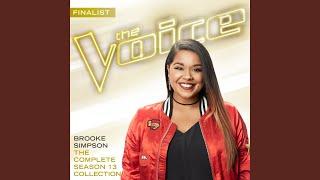 Faithfully (The Voice Performance)
