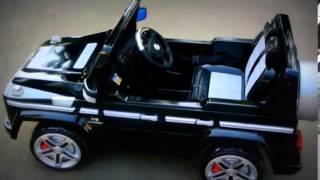 Купить детский электромобиль  Mersedes Benz G55 AMG  на pushishki.ru(Mercedes Benz G55 AMG - лучший детский электромобиль для вашего ребенка. Он сочетает в себе все лучшие качества для..., 2015-07-17T16:49:38.000Z)