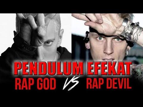 Jezivo Značenje Eminem Vs MGK - Pendulum Efekat
