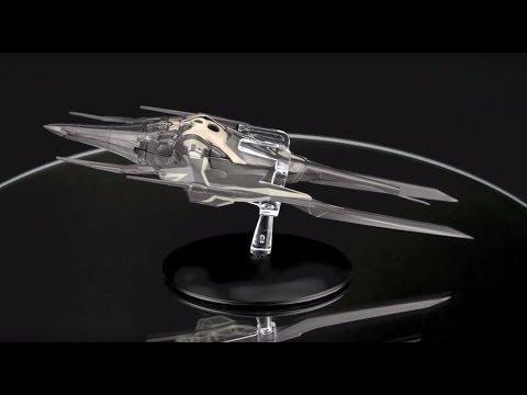 Swarm Ship Special Edition - Model Turnaround