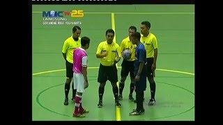 Blend Futsal Nusantara   WPK MBU VS Black Steel   16 Januari 2016 FULL - Stafaband