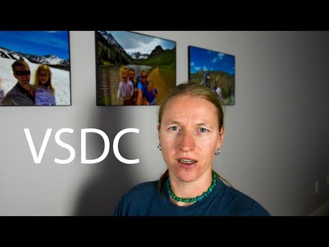 VSDC free video editing software - tutorial for beginners (2018)