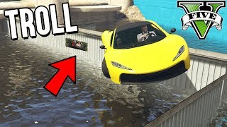 SCHAFFT KEINER FIRST TRY 🙈 Ultimativer Troll Parcour (GTA 5 Online)