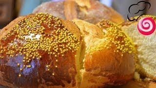 Пасхальная бриошь Муна – Французская выпечка
