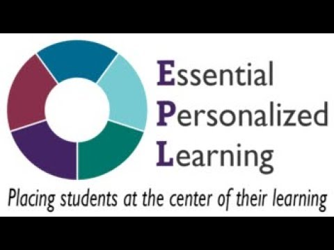 Getting Personalized Learning Right: Student Driven Learning