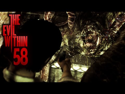 THE EVIL WITHIN [4K] #058 - Hentai-Oma greift an! ★ Let's Play The Evil Within