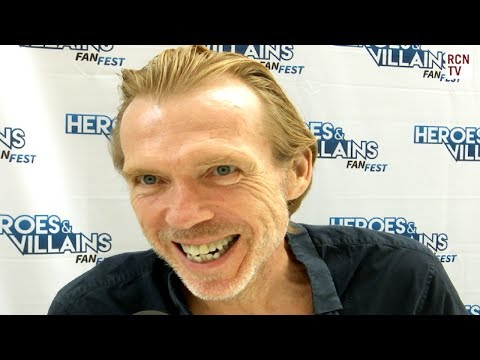Game Of Thrones Richard Brake Interview - The Night King