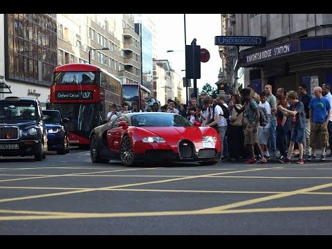 Supercars In London - Arab Invasion Continues (F12's, KTM X-Bow's, SLS Black and MORE)