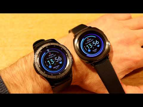 Samsung Gear Sport or Gear S3 Which should you buy? What is the difference?
