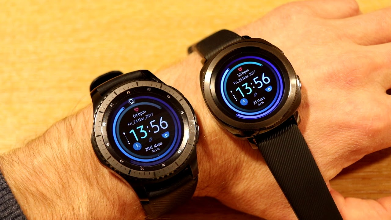 Samsung Gear Sport or Gear S3 Which should you buy? What ...