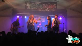 Concierto de Hollywood Twist en Rock Camp 6.3