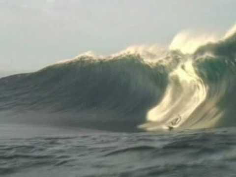 Sky News Sports - Big wave bodyboarding