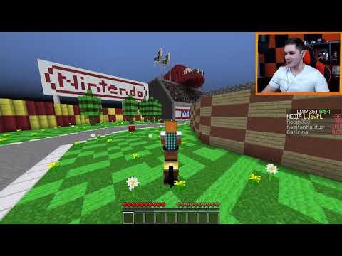 Minecraft Party #69 - 'Sam na serwerze?!'