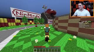 """Minecraft Party #69 - """"Sam na serwerze?!"""""""