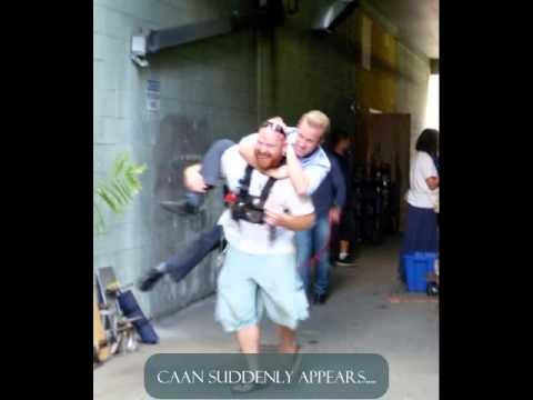 'Hawaii Five-0': Scott Caan Hitches a Ride