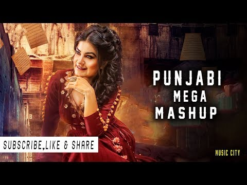 Punjabi Mashup 2018   Nonstop Punjabi DJ Remix Songs   Latest Punjabi Song 2018 #02