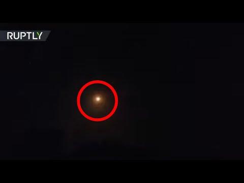 Israeli missiles intercepted