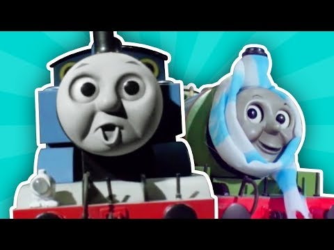 EVERY DELETED SCENE - THOMAS & FRIENDS Seasons 1-7 Deleted Scene Compilation (Remastered)