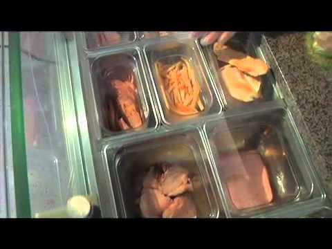 Ideas de negocio innovadoras Ensaladas Gourmet  YouTube