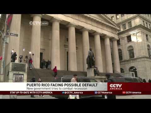 Puerto Rico Hopes Bond Sale Boosts its Economy