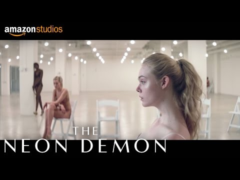 The Neon Demon trailers