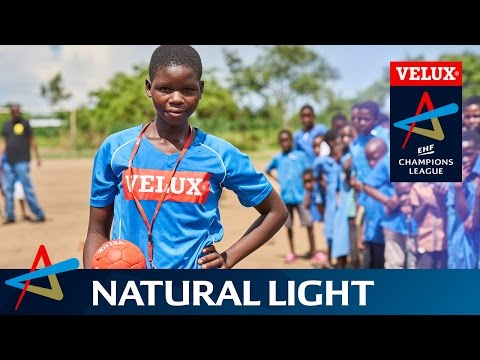 VELUX Teaches Handball To Children In Malawi