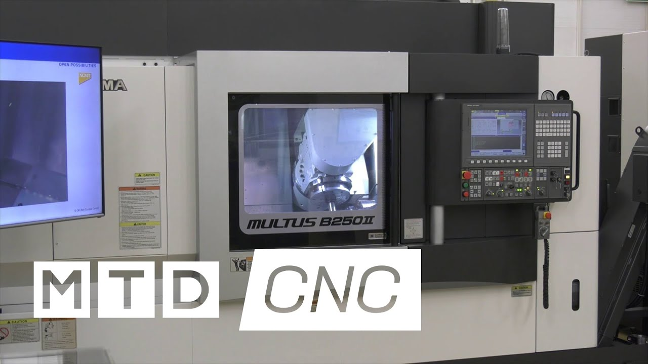 SwarfandChips - 'You CAN afford an Okuma or Makino solution