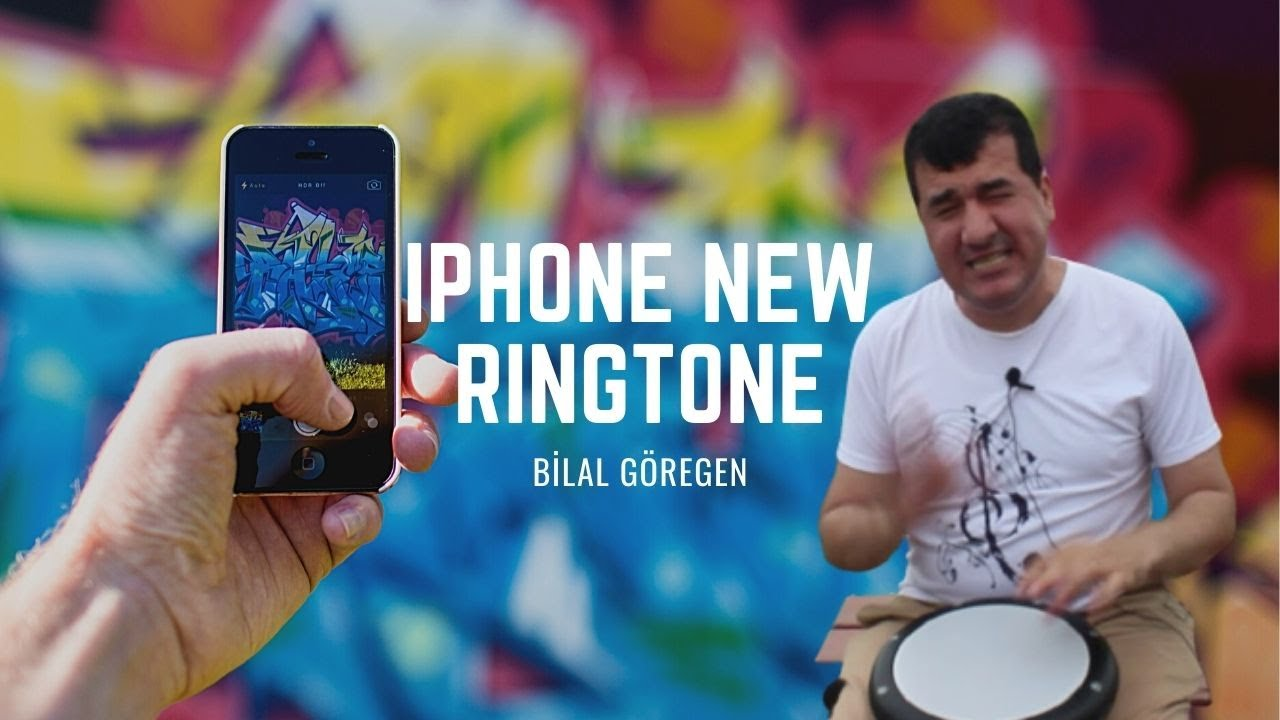 Bilal Göregen - IPhone Yeni Zil Sesi - IPhone New Ringtone