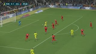 Video Gol Pertandingan FC Nantes vs Dijon FCO