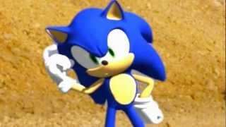 Sonic Break Dance Modern vs Classic