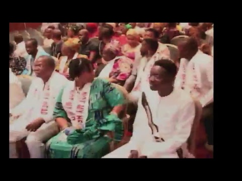 NOT MY HEAD NOT MY BLOOD LIVE AT SHERATON HOTEL WITH PROPHET AIGBE & PROPHETESS FAITH  9TH DEC, 2017