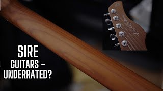 How Good Are Sire Guitars? An honest opinion...
