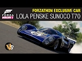 LOLA PENSKE SUNOCO T70 MkIIIB - Forzavista & Quick Test Drive - Forza Horizon 3