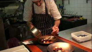 Two Tasting Beef Short Rib By Andy Mcfadden At L'autre Pied, London