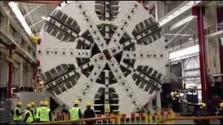 MysteryOfTranBC How It Works: Evergreen Line Tunnel Boring Machine