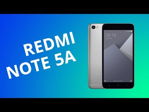 Xiaomi Redmi Note 5A [Análise / Review]