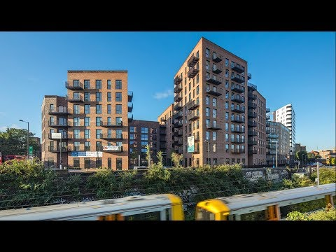 Dalston Lane: The World's Largest Timber Building | The B1M