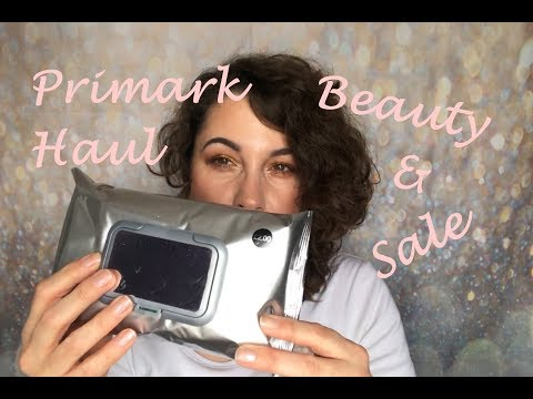 Primark Beauty Haul / March 2018