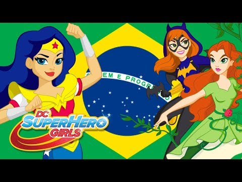 🔴Todos os episódios Temporada 4 | DC Super Hero Girls Brasil