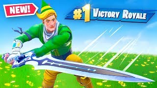 They Added a SWORD to Fortnite!?! thumbnail