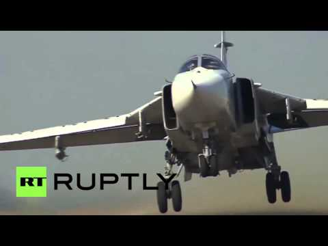 Syria: Russian jets continue to wipe out militant positions in Syria
