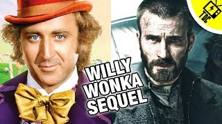 Is Snowpiercer a Sequel to Willy Wonka and the Chocolate Factory? (The Dan Cave w/ Dan Casey)